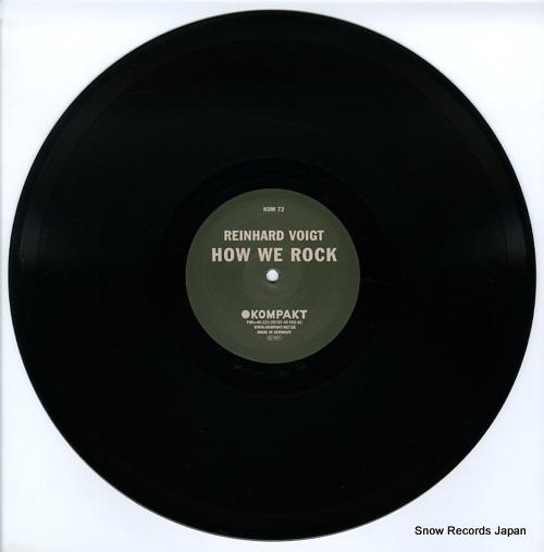 VOIGT, REINHARD how we rock KOMPAKT72 - disc