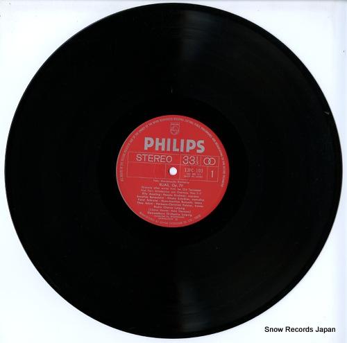SAWALLISCH, WOLFGANG mendelssohn; elias, op.70 13PC-103-05 - disc