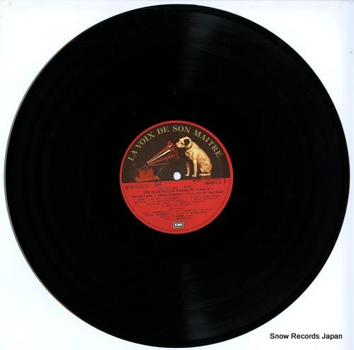 TZIPINE, GEORGES bizet; ivan iv, extraits 2908631 - disc