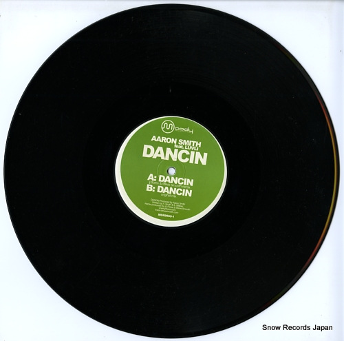 SMITH, AARON dancin MDR9669-1 - disc
