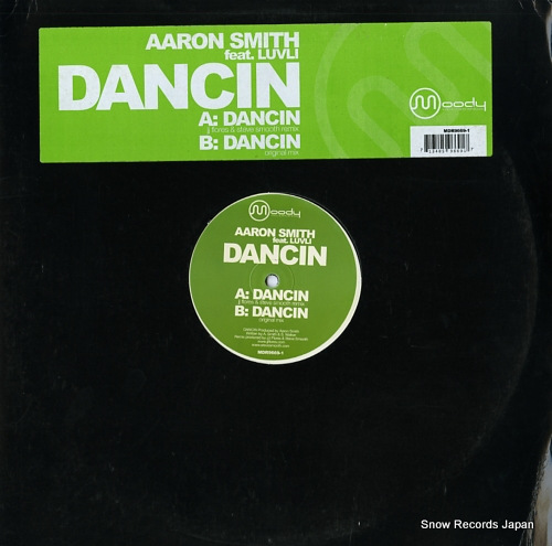 SMITH, AARON dancin MDR9669-1 - front cover