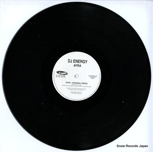 DJ ENERGY ayra 0529PNUK - disc