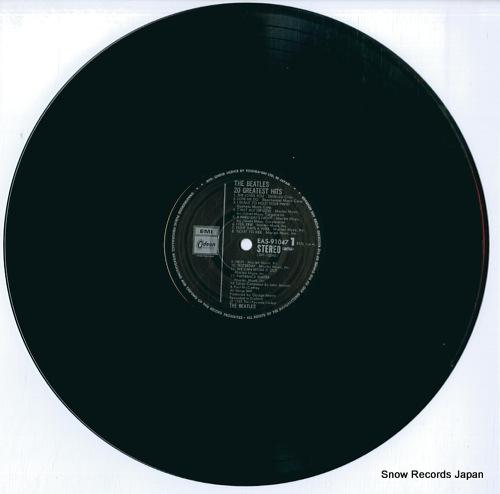 ザ・ビートルズ 20グレイテスト・ヒッツ EAS-91047