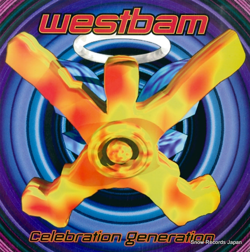 WESTBAM celebration generation POX-5 / 853293-1 - front cover