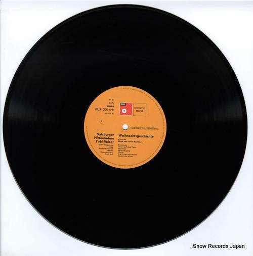 ORFF, CARL orff; weihnachtsgeschichte KUX-3014-H - disc