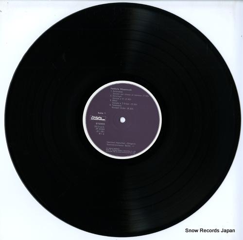 HAENCHEN, HARTMUT festliche blasermusik ET-5099 - disc