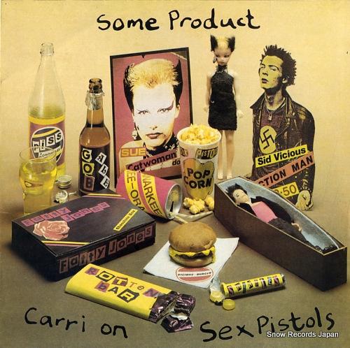 セックス・ピストルズ some product / carri on sex pistols V2