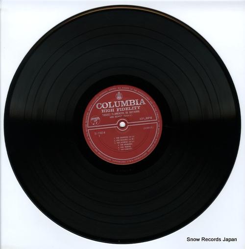 RICARDO, NINO toques flamencos de guitarra SL-1182-H - disc
