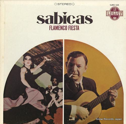 サビーカス flamenco fiesta LEG-115