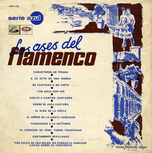 V/A los ases del flamenco LREG8.002