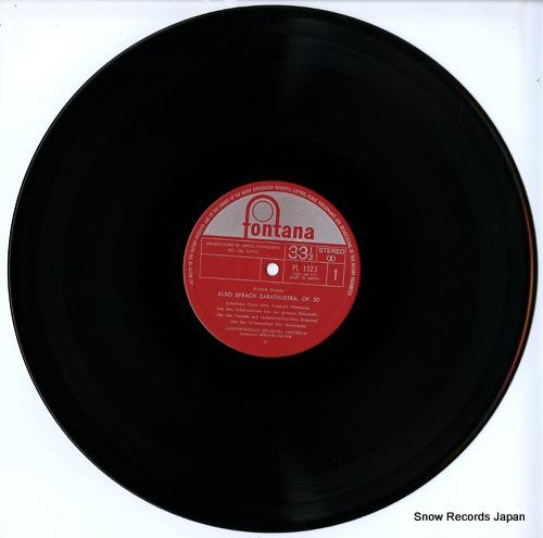 HAITINK, BERNARD r.strauss; also sprach zarathustra, op.30 PL-1023 - disc