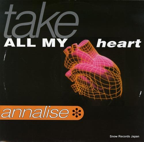アナリーズ take all may heart ABEAT1177