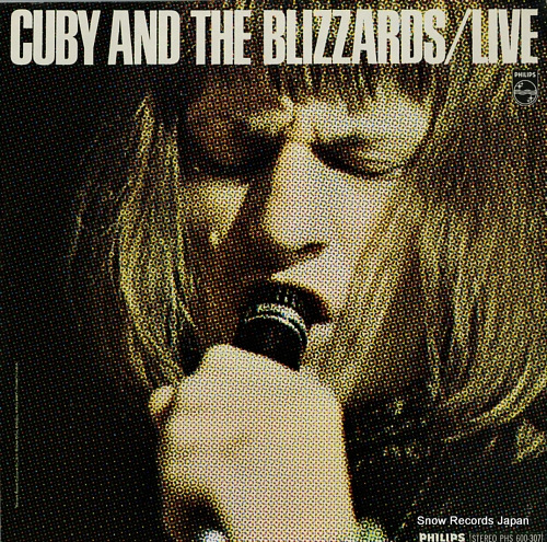 CUBY AND THE BLIZZARDS live PHS600-307