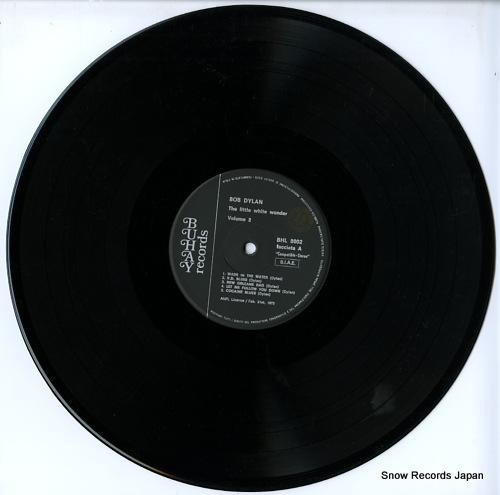 ボブ・ディラン the little white wonder vol.2 BHL8002
