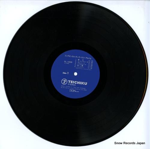 グランド・シンフォニック・タンゴ・オーケストラ コンチネンタル・タンド・ベスト・アルバム SL-1400