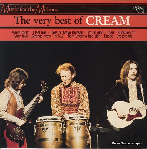 クリーム the very best of cream 817-172-1