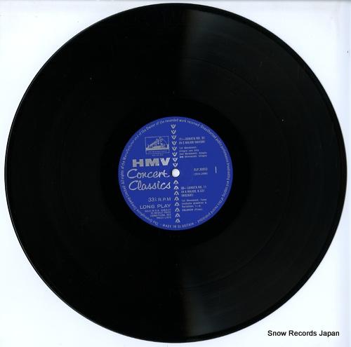 SOLOMON haydn; sonata no.35 in c XLP30053 - disc