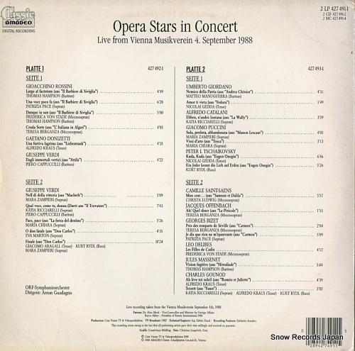 アントン・グァダーニョ opera stars in concert 427491-1