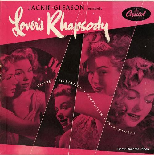 ジャッキー・グリーソン lover's rhapsody H366