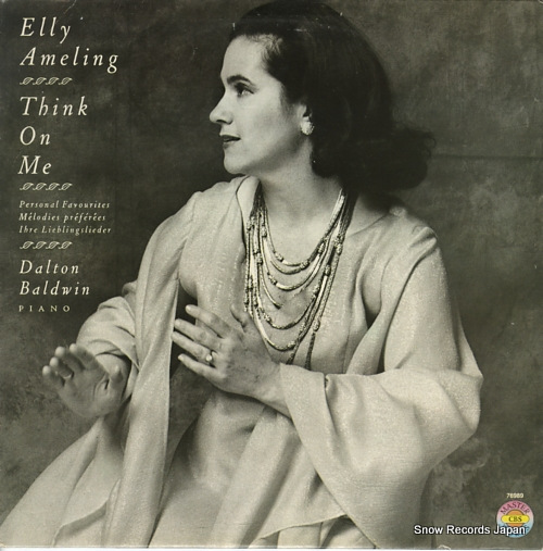 AMELING, ELLY think on me 76989 - front cover