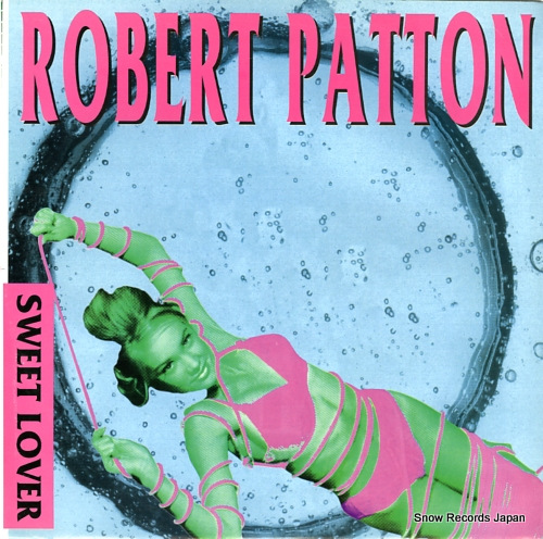 PATTON, ROBERT sweet lover TRD1293 - front cover