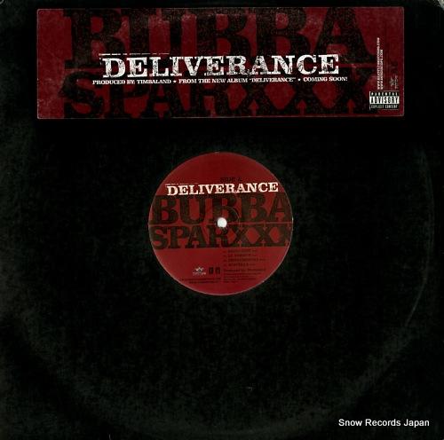 BUBBA SPARXXX deliverance INTR-10983 - front cover