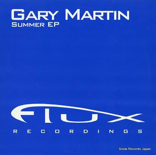 GARY MARTIN summer ep FR001