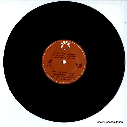 V/A lobe den herren / i love to praise de lord D1114 - disc