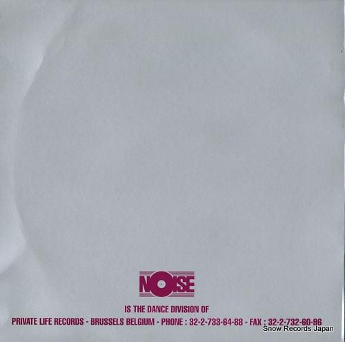R.I.P. i'm sorry / desole madame NOISE-747-05 - back cover