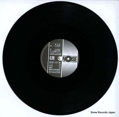R.I.P. i'm sorry / desole madame NOISE-747-05 - disc