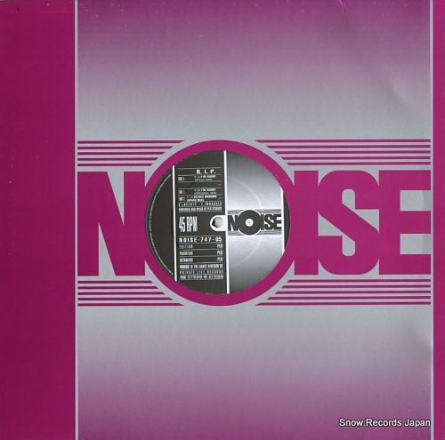 R.I.P. i'm sorry / desole madame NOISE-747-05 - front cover
