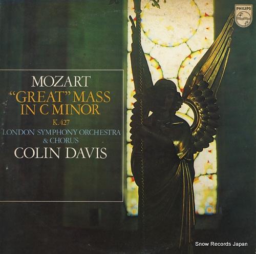 DAVIS, COLIN mozart;
