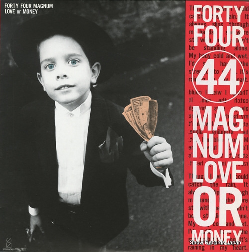 44マグナム love or money VIH-28311