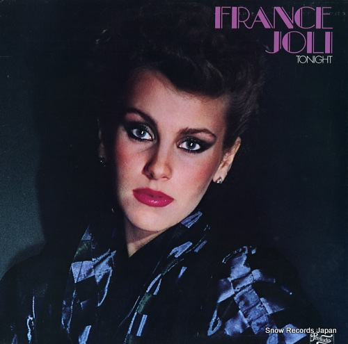 JOLI, FRANCE tonight PRL.12179 - front cover