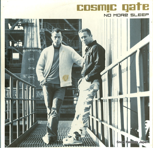 COSMIC GATE no more sleep 724354064715 - front cover