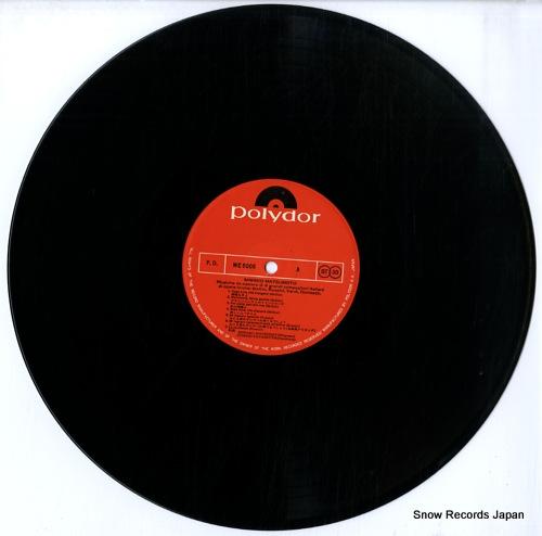 MATSUMOTO, MIWAKO musiche da camera di 4 grandi compositori italiani ME5005 - disc