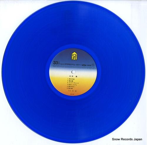 MIZUTANI, YUTAKA yutaka mizutani FLL-5011 - disc