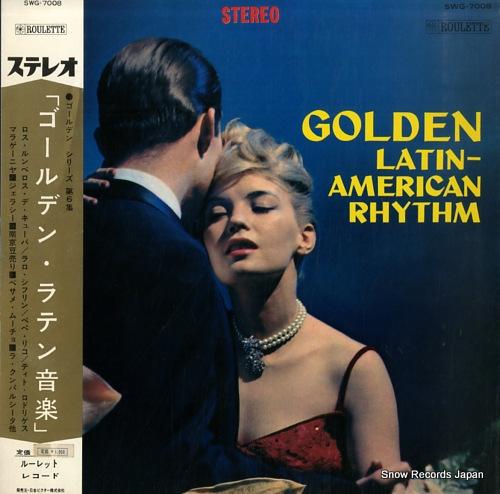 V/A ゴールデン・ラテン音楽 SWG-7008