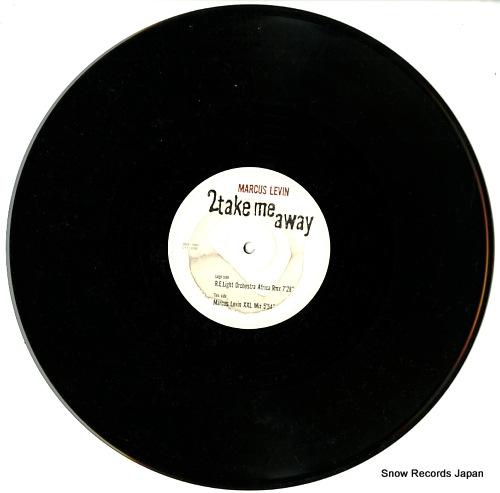 LEVIN, MARCUS 2 take me away RTJ005 - disc