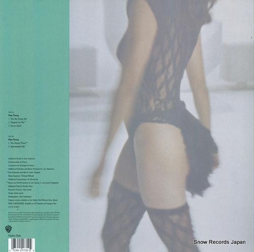 ELLIS, T.C. miss thang 0-21770 - back cover