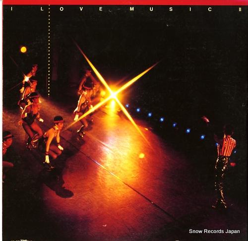 JUN, MITSUKI i love music ii TMP-1028-29 - back cover