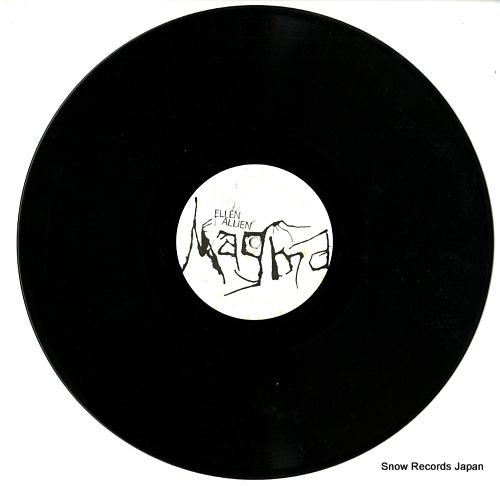 ALLIEN, ELLEN magma BPC105 - disc
