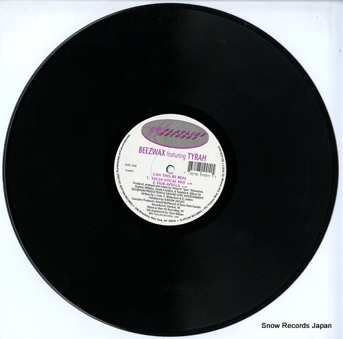 BEEZWAX can this be real FLA001 - disc