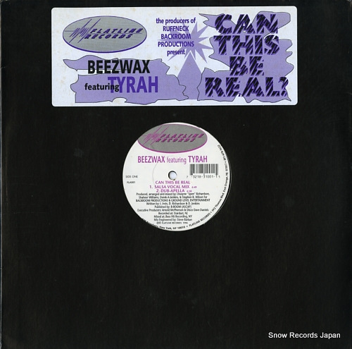 BEEZWAX can this be real FLA001 - front cover