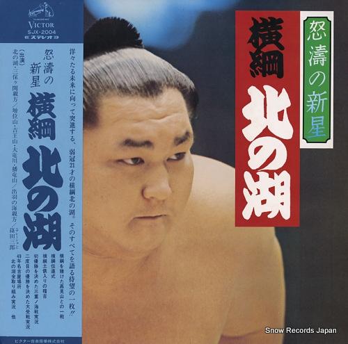 北の湖 怒涛の新星/横綱・北の湖 SJX-2004