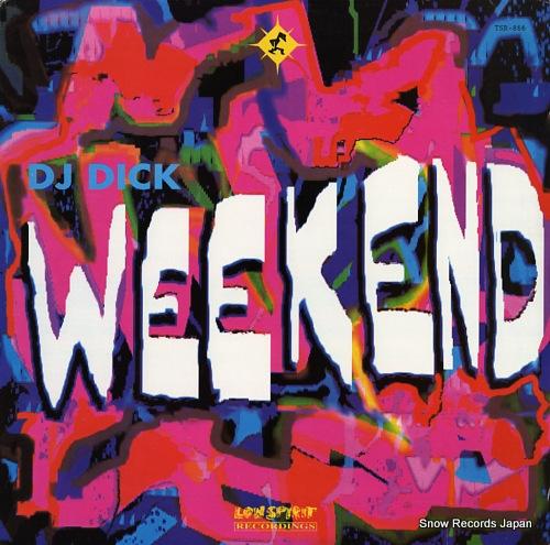 DJディック weekend TSR-866