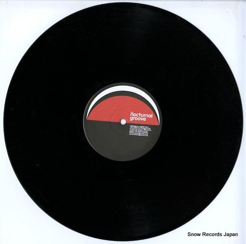 VELDEN, MARTIJN TEN sureshot ep NCTG002 - disc