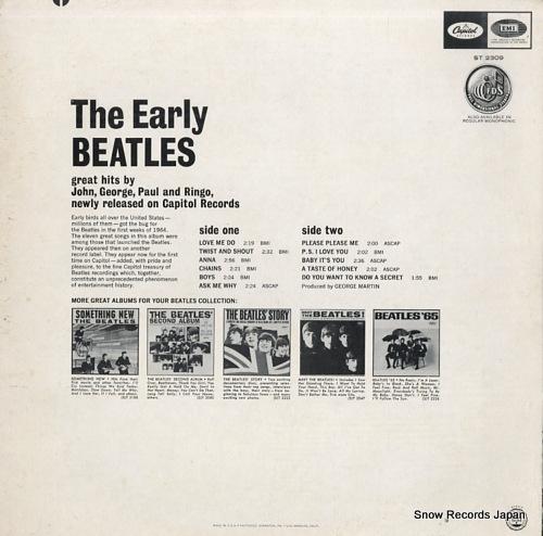 ザ・ビートルズ the early beatles ST2309