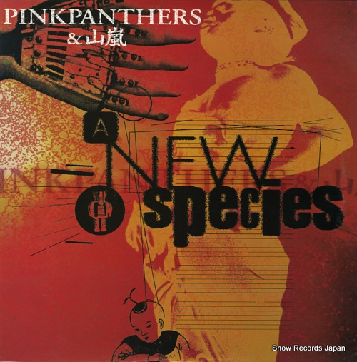 PINKPANTHERS AND YAMAARASHI a new species
