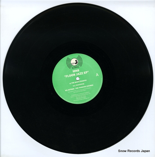MN8 the floor jazz ep part 2 ULT-04 - disc